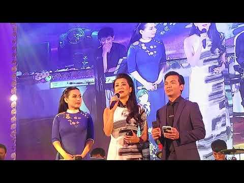 Màn giao lưu hài hước giữa MC Kỳ Duyên, Mạnh Quỳnh, Phi Nhung tại Quảng Bình 04/11/2017 - Thời lượng: 6 phút, 49 giây.