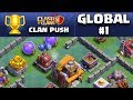 Clash Of Clans - Builder Base Update - Global #1 Clan Push! Image