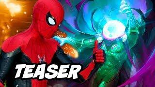 Video Spider-Man Far From Home Teaser and Avengers 4 Timeline Explained MP3, 3GP, MP4, WEBM, AVI, FLV Oktober 2018