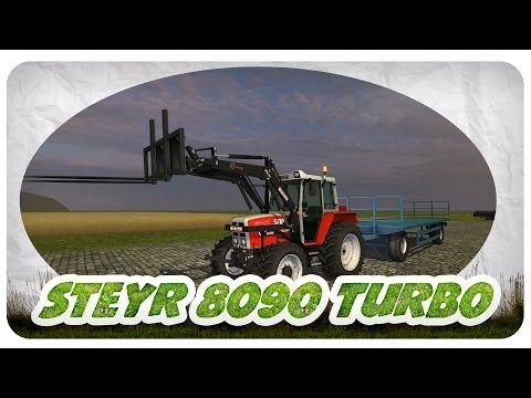 Steyr 8090 Turbo v2.0 MR