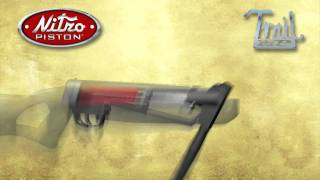 Benjamin Nitro Piston Trail Airguns Featuring Jim Shockey (Short Form)
