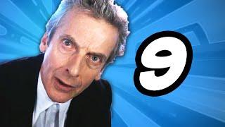 Doctor Who Series 9 Beginners Guide. Peter Capaldi, Matt Smith, Regeneration, The TARDIS, Maisie Williams, The Master,...