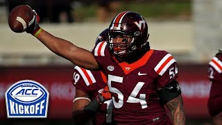Virginia Tech linebacker Andrew Motuapuaka brought a piece of Hokie pride with him to ACC Kickoff Friday in Charlotte. The redshirt senior carried around the defense's famed lunch pail and explained to the ACC Digital Network why it's such an honor to be asked to do so. ​SUBSCRIBE: http://bit.ly/Oqg3iEThe ACC Digital Network (theACCDN) is a joint venture between Silver Chalice, a leading digital sports and entertainment media firm and Raycom Sports, a long-time television producer and partner of the Atlantic Coast Conference.  The cross-platform digital video network covers the spectrum of one of the nation's top intercollegiate athletic conferences, featuring both live programming and original on-demand content throughout the entire year.  All ACCDN videos are viewable on theACC.com, the ACC mobile and tablet app, as well as various streaming and connected mobile and TV devices such as Amazon Fire, Apple TV, go90TM and Roku. For more information, visit theACC.com and follow @theACCDN on Twitter, Instagram and Snapchat.Connect with the ACCDigitalNetwork Online:Visit the ACC WEBSITE: http://theacc.comVisit the ACC Facebook: https://www.facebook.com/theACC/Follow the ACCDN on Twitter: https://twitter.com/theACCDNFollow the ACCDN on Instagram: http://instagram.com/theACCDNhttp://www.youtube.com/user/ACCDigitalNetwork