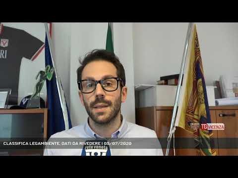 CLASSIFICA LEGAMBIENTE, DATI DA RIVEDERE | 05/07/2020