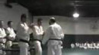 al bundy gets black belt