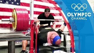World champion Blaine Sumner gives an insight into the life of powerlifter, including the calorie-heavy meat shakes he drinks daily!Follow Blaine and the other amazing athletes of the World Games on the Olympic Channel: http://bit.do/WorldGames2017ENSubscribe to the Olympic Channel here: http://bit.ly/1dn6AV5