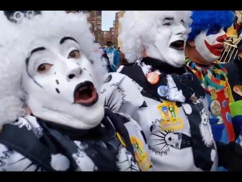 Carnaval de Dunkerque 2017 : la bande de Saint-Pol-sur-Mer