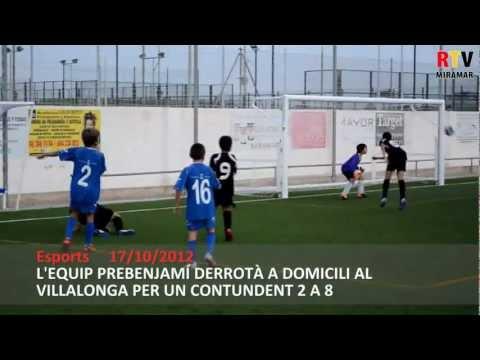 Video resum del amistós entre el CF Miramar Aleví i el Daimús, amb els resultats de la jornada