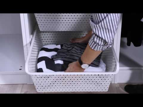IKEA Ideen: Tipps für deine Garderobe