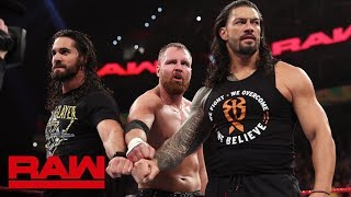 Nonton Roman Reigns, Seth Rollins and Dean Ambrose reunite as The Shield: Raw, March 4, 2019 Film Subtitle Indonesia Streaming Movie Download