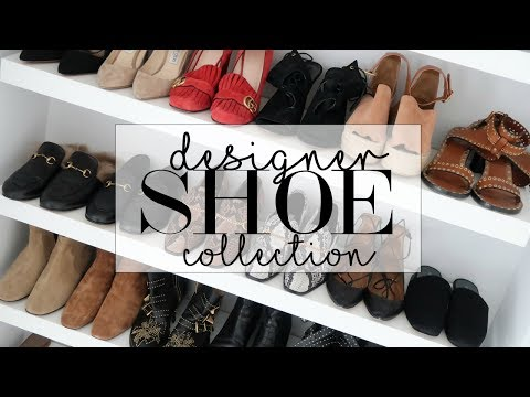 Designer Shoe Collection 2017 | Hermes, Gucci, Chloe, Saint Laurent