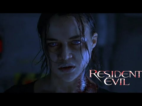 Michelle Rodriguez Scene's as Rain Ocampo from Resident Evil (2002) [#4]