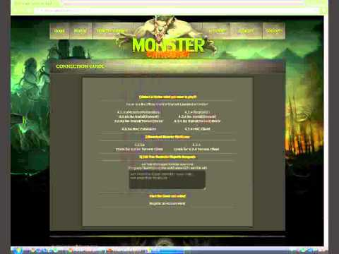 Come scaricare World of Warcraft Cataclysm e giocare sul server privato Monster WoW-Tutorial