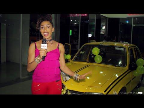 Genevieve Nnaji's 'A Road To Yesterday' Movie Premiere on TrybeTV