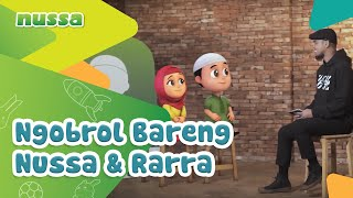 Video NUSSA : NGOBROL BARENG NUSSA & RARRA MP3, 3GP, MP4, WEBM, AVI, FLV Desember 2018