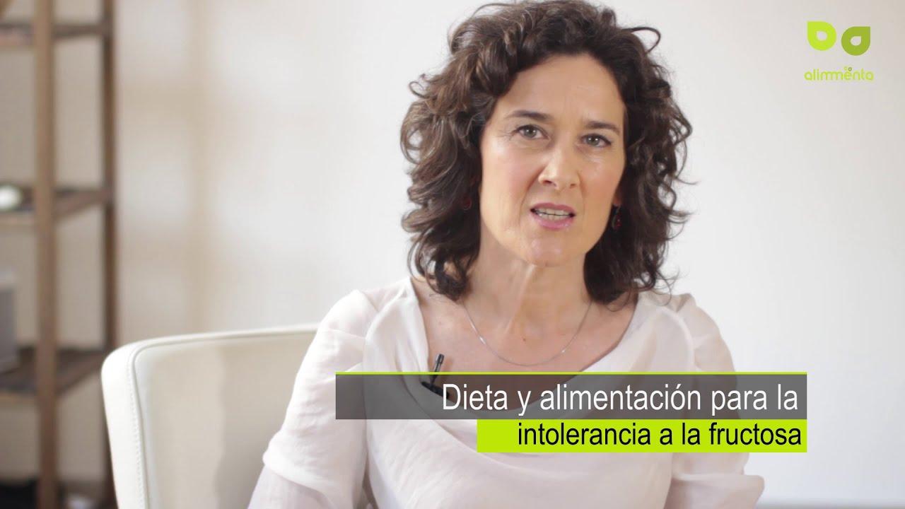 vídeo sobre la intolerancia a la fructosa