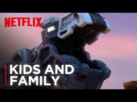 Dinotrux Season 3 Clip 'Ton-Ton Flying'