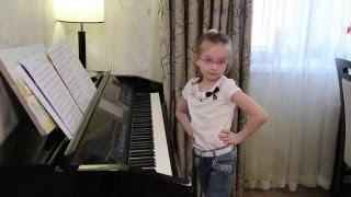 Open Kids - не танцуй! cover Виктория Викторовна 7 лет