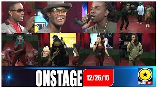 Jamaican Soundtrack 2015 (FULL SHOW) Onstage 26/12/15