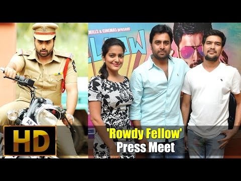 Rowdy Fellow Press Meet