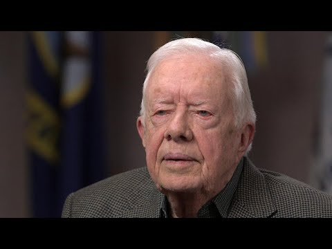 Jimmy Carter on Mueller, Trump and impeachment