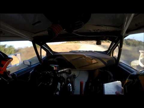 Onboard the Yaris WRC