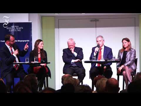 F.A.Z.-Bürgergespräch: Vor der Oberbürgermeisterwahl