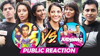 Judwaa Vs Judwaa 2 - Will Varun Dhawan WIN Over Salman Khan - Public Reaction