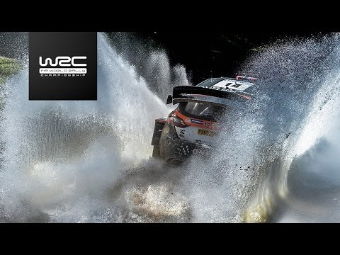 WRC - YPF Rally Argentina 2017: Highlights Stages 13-15