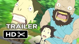 Nonton A Letter To Momo Official Us Release Trailer 1  2014    Animated Movie Hd Film Subtitle Indonesia Streaming Movie Download