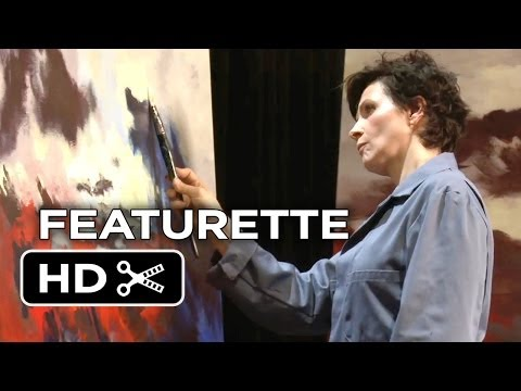 Words and Pictures Featurette 'The Paintings'