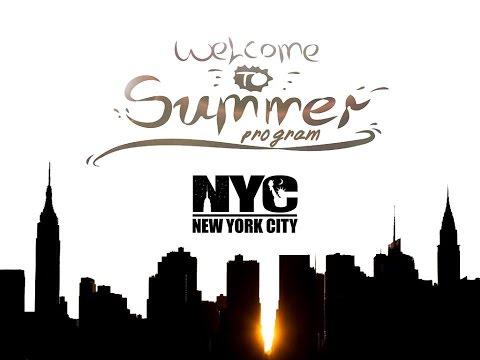 Programa de Verão  -  Nova  Iorque - Colégio Amorim - Moroe College 2012
