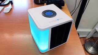 World's First Personal Air Cooler