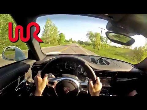 2014 Porsche 911 Turbo S – WR TV POV Test Drive