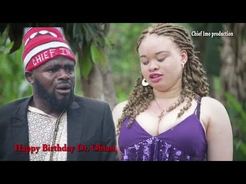 Chief Imo Comedy || Imo And The White Witch || Special Birthday Shout On Comic