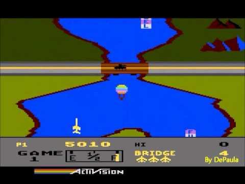 River Raid - Atari 5200