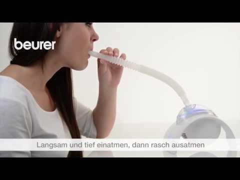 Aparat aerosoli cu ultrasunete Beurer IH40