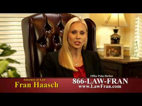 Attorney Fran Haasch – Motorcycle and Automobile Accident Injury Attorney – Palm Harbor, Florida