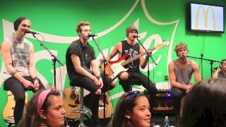 Q&A | 5 Seconds Of Summer
