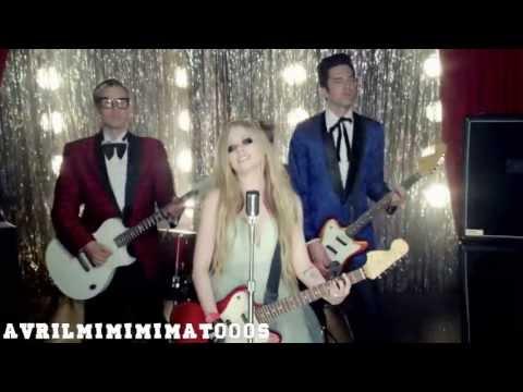Avril Lavigne - Rock N Roll (Music Video)