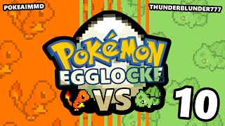 Pokemon FireRed & LeafGreen Egglocke VS w/ PokeaimMD & Thunderblunder777 Episode 10 FINALE by PokeaimMD