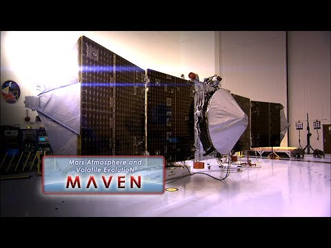 planetary wind - Robert Lin, the late director of the Space Sciences Laboratory, discusses how NASA's MAVEN spacecraft will study the interaction of the Martian atmosphere wi...
