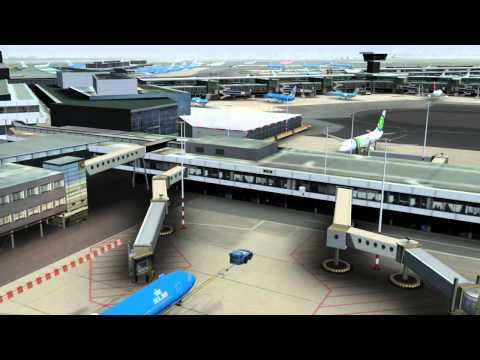 aerosoft - www.aerosoft.com www.jaggyroadfilms.com Amsterdam Schiphol is the international and by far the largest airport of the Netherlands. In fact it is one of the b...