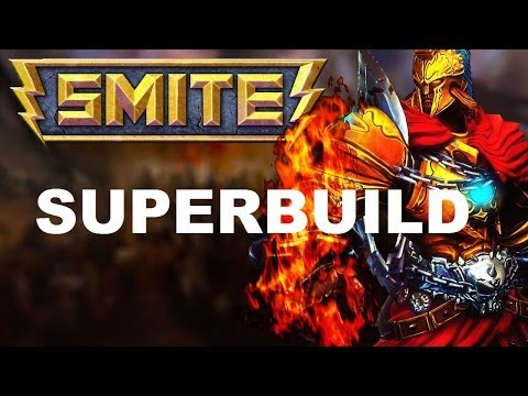 SMOKE 'EM OUT! ARES - Smite Super Builds Ep.40