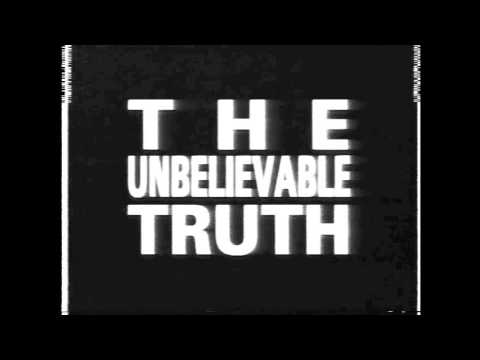 JIM COLEMAN:THE UNBELIEVABLE TRUTH (OPENING)