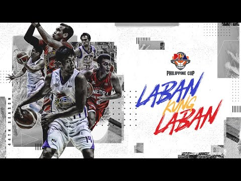 NLEX Road Warriors vs Blackwater Elite | PBA Philippine Cup 2019 Eliminations