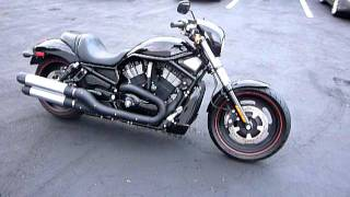 9. 2007 Harley Davidson Night Rod Special VRSCD with only 4,541 Well Cared For Miles!  ONLY $10,999