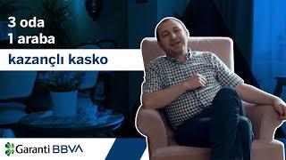 Garanti Kazançlı Kasko'nun modüler yapısı sayesinde istediğiniz özelliği ekleyip çıkarabilir, kaskonuzun kapsamını siz belirlersiniz. Seçtiğiniz teminat ve ek hizmetlere göre kasko fiyatınızı düşürebilirsiniz. Hemen teklif al: http://bit.ly/2tLkBzzGaranti Bankası Resmi YouTube Kanalına Abone Olun: https://goo.gl/4i7TfUhttp://www.garanti.com.tr