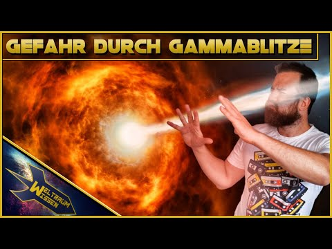 Apokalypse aus dem All: Bedrohen Gammablitze die Erde?