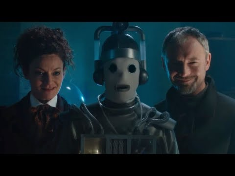 The Master Meets Missy | World Enough And Time | Doctor Who